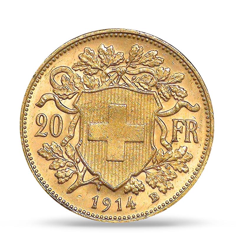swiss-gold-20-franc-helvetia-back