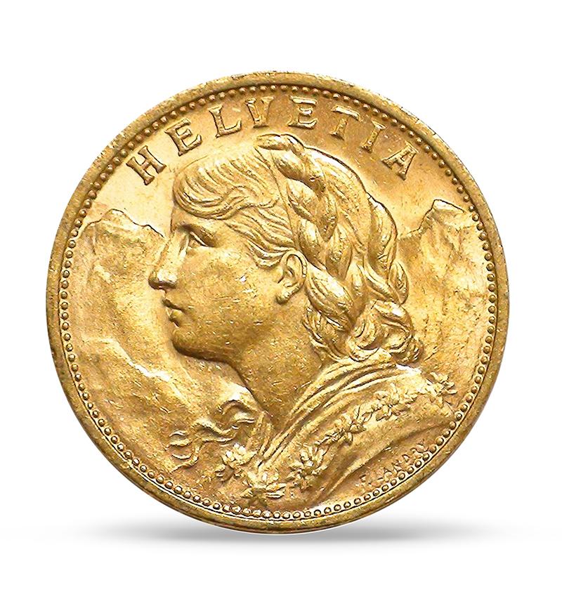 swiss-gold-20-franc-helvetia-front
