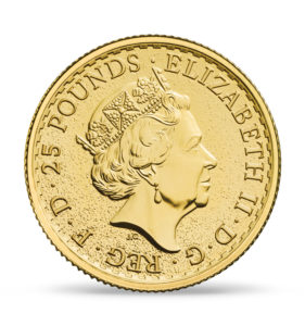 Gold UK Lunar Year of the Rooster