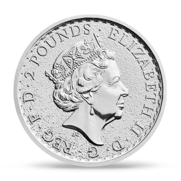 20th coin front