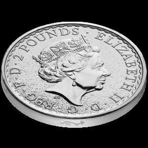 Silver Britannia Privy