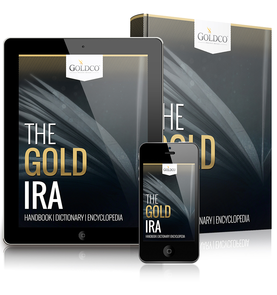 Gold IRA eBook Image