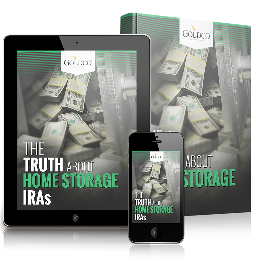 Gold IRA eBook