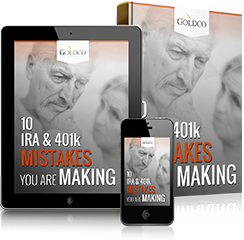 10 IRA & 401k Mistakes You Are Making