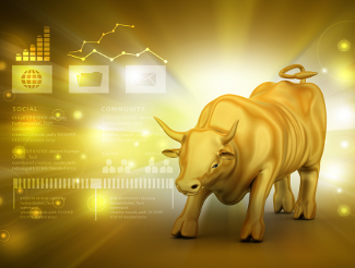 CNBC: Technical Investors Getting Bullish on Gold
