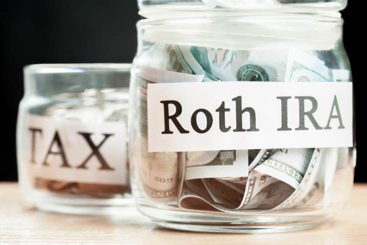 avoid taxes on IRA withdrawals by setting up a Roth IRA