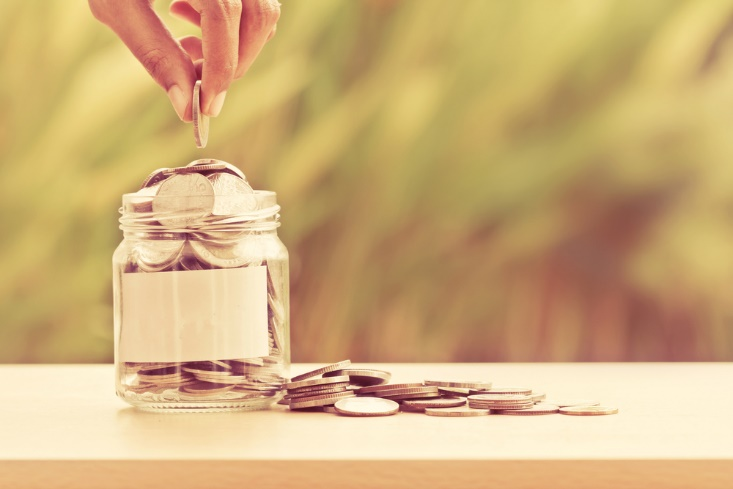 depositing funds into an investment account